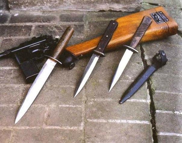 Немецкие охотничьи ножи