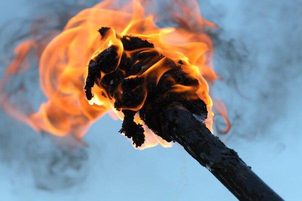Как сделать хороший факел