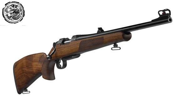 Чешская винтовка CZ 557