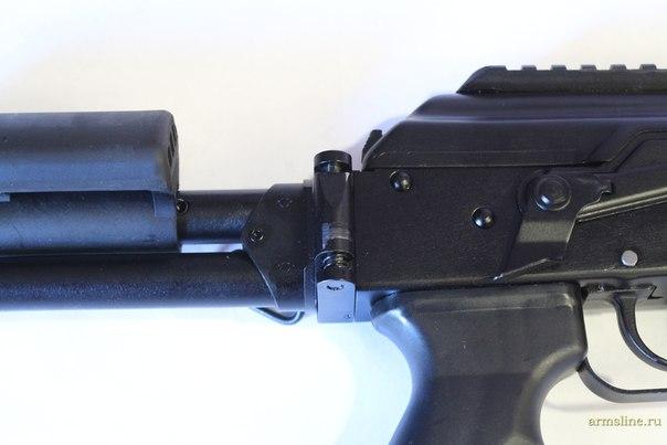 Новый карабин ВПО-148
