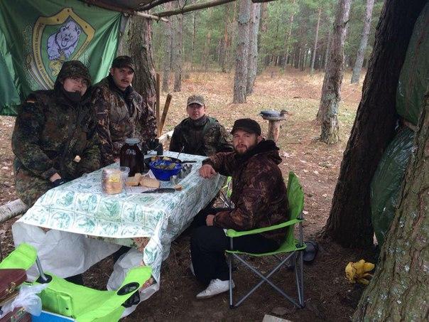 Как обустроить комфортный лагерь в лесу